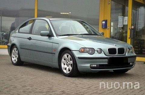 3-ios serijos BMW nuoma, AutoGrupė