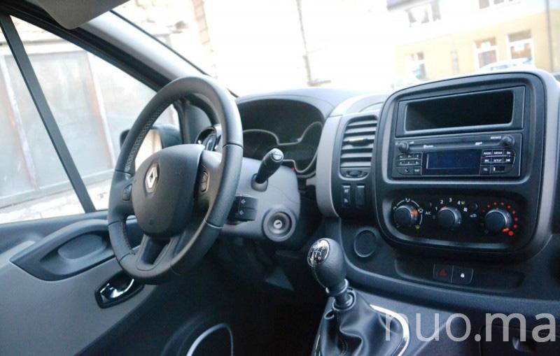 """2015 m. Renault mikroautobusas nuomai, UAB """"Kertušas"""""""