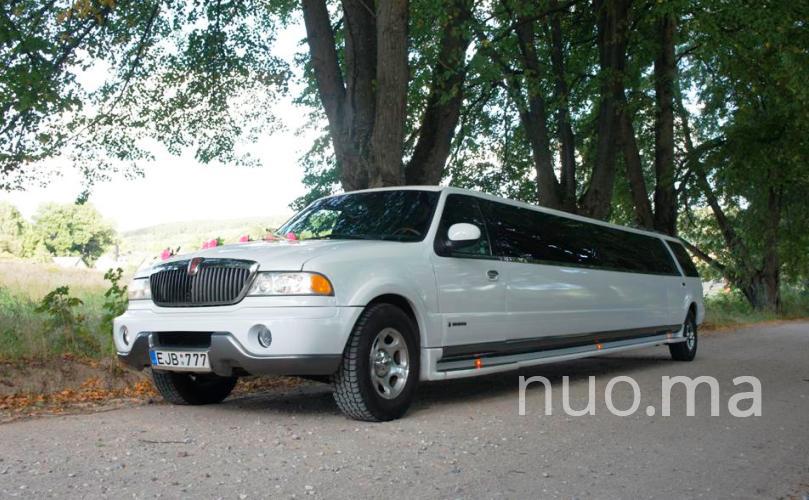 Lincoln Navigator limuzino nuoma, Vilniaus limuzinai