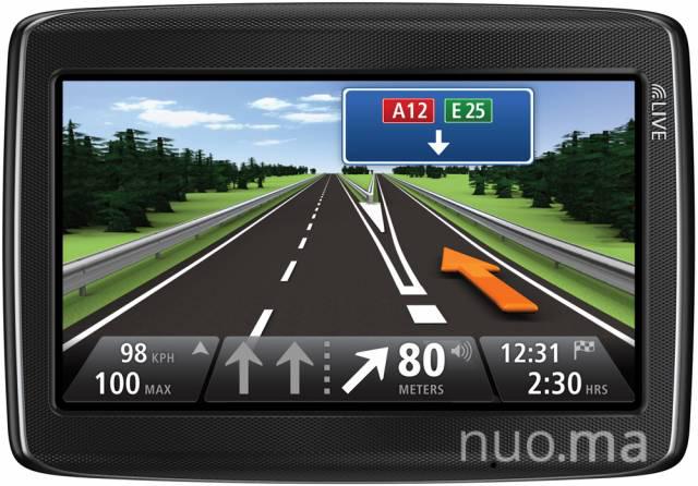 GARMIN navigacija nuomai, Autonuoma123