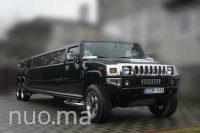 Hummer H2 limuzinas nuomai, Vilniaus limuzinai