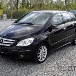 B klasės Mercedes nuoma, AutoGrupė