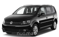 Volkswagen Touran nuomai, TopRent