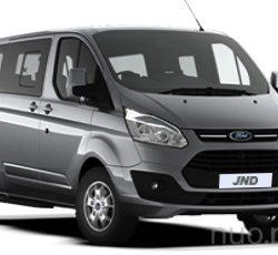 Ford Transit Custom nuoma, JND