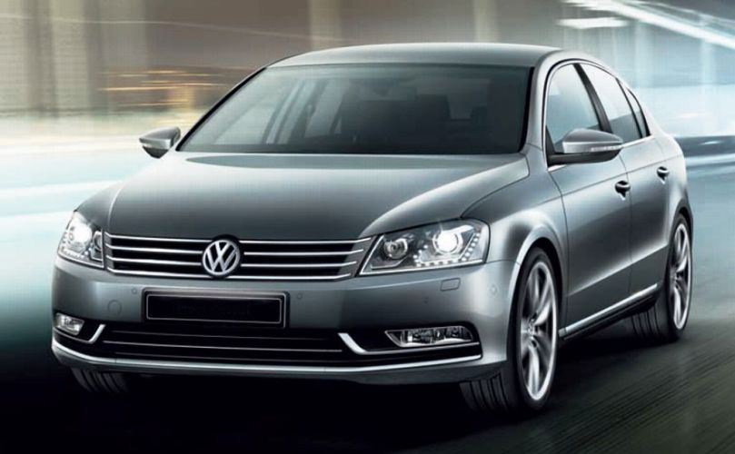 Volkswagen Passat nuoma, NeoRent