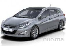 Hyundai i40 cw universalo nuoma, TopRent