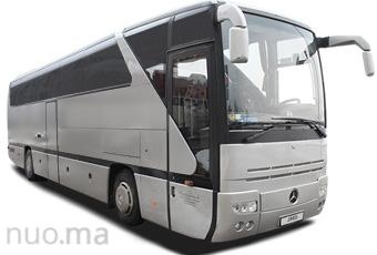 Mercedes autobuso nuoma, JND