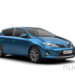 Toyota Auris nuomai, AutoBus