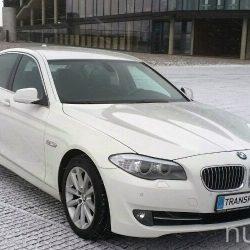 5-os serijos BMW nuomai, Transrenta