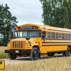 Pramoginis autobusas nuomai, RetroBusas