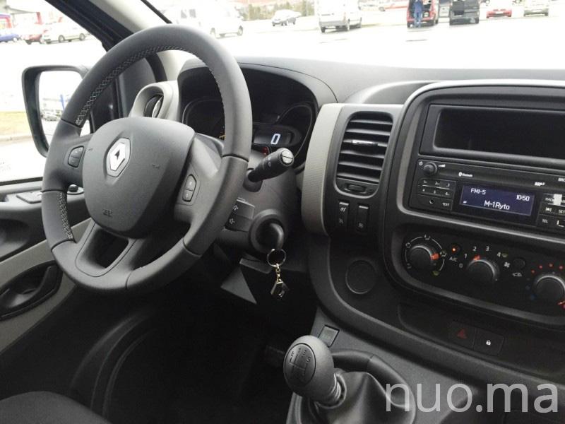 """2016 m. Renault Trafic nuoma, UAB """"Kertušas"""""""