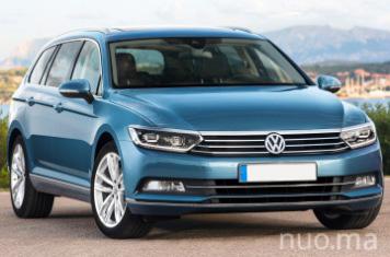 Volkswagen Passat nuoma, AutoBanga