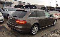 Audi A4 nuoma, AutoGrupė