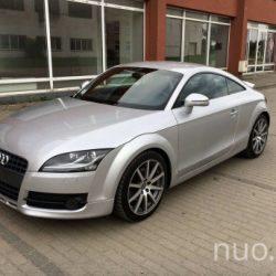 Audi TT nuoma, AutoGrupė