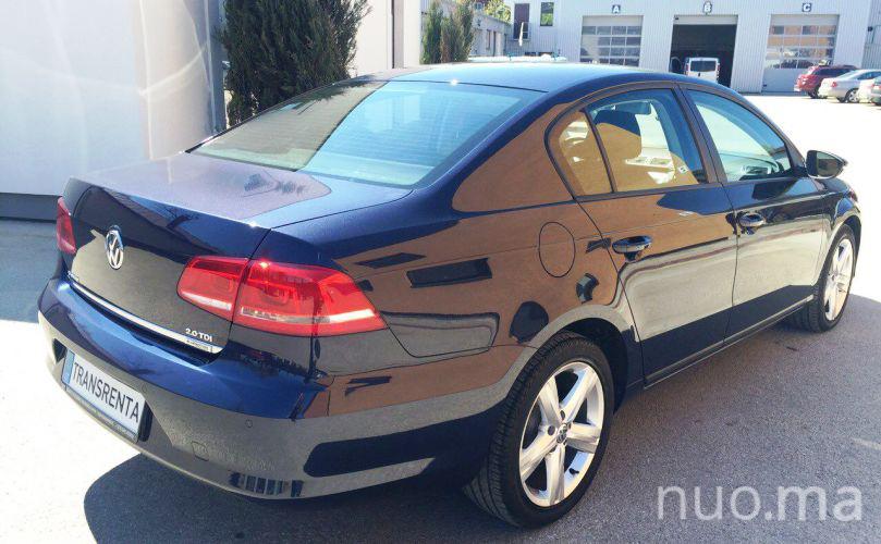 Volkswagen Passat sedano nuoma, Transrenta