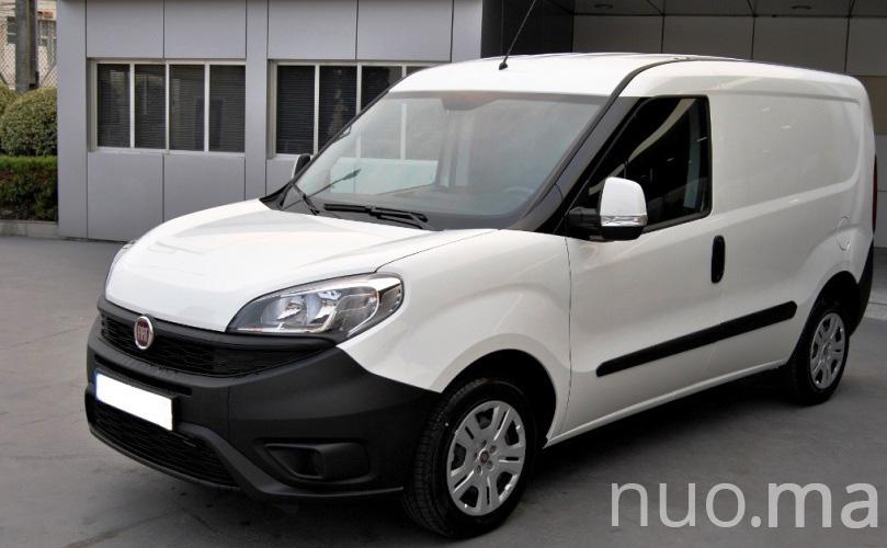 Fiat Doblo komercinis automobilis nuomai, Rent & Drive