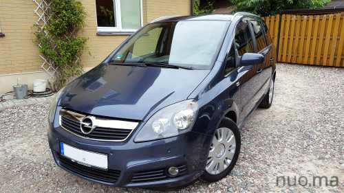 "Opel Zafira nuoma, UAB ""Vogels"""