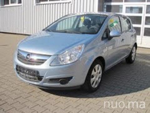 Opel Corsa nuoma, AutoGrupė