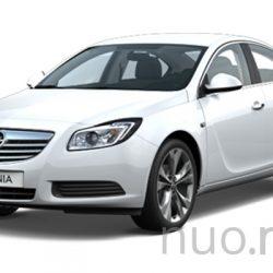 Opel Insignia nuoma, NeoRent