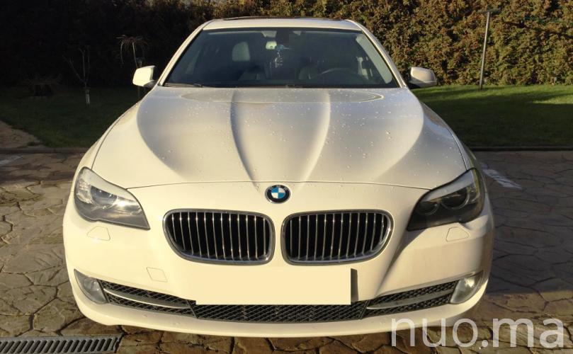 5-os klasės BMW automobilio nuoma, Rent & Drive