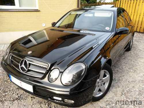 "E klasės Mercedes-Benz nuoma, UAB ""Vogels"""
