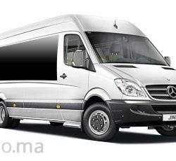 Mercedes-Benz Sprinter nuomai, JND