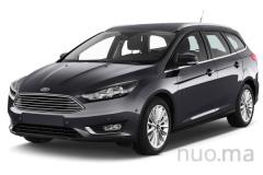 Ford Focus universalo nuoma, TopRent
