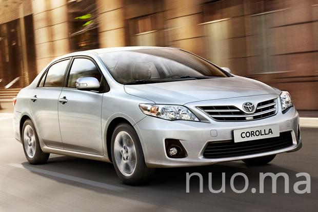 Toyota Corolla sedanas nuomai, TrueRent
