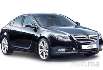 Opel Insignia nuoma, JND