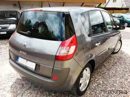 "Renault Scenic nuoma, UAB ""Vogels"""