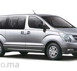 Hyundai H1 mikroautobuso nuoma, JND