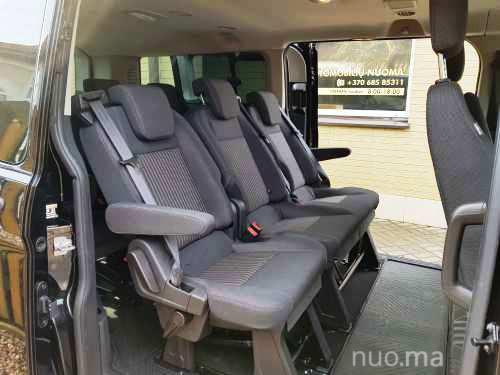 "Ford Transit Custom nuoma, UAB ""Vogels"""