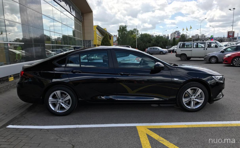 Opel Insignia nuoma, AutoGrupė