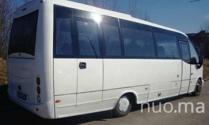 "Mercedes autobuso nuoma, UAB ""Kertušas"""