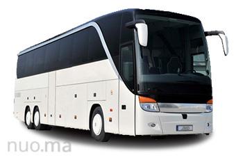 Setra autobusas nuomai, JND
