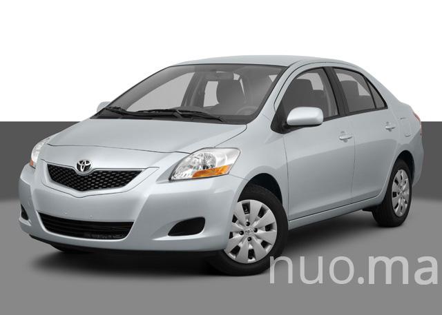 Toyota Yaris sedanas nuomai, TrueRent