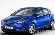 Ford Focus nuoma, TopRent