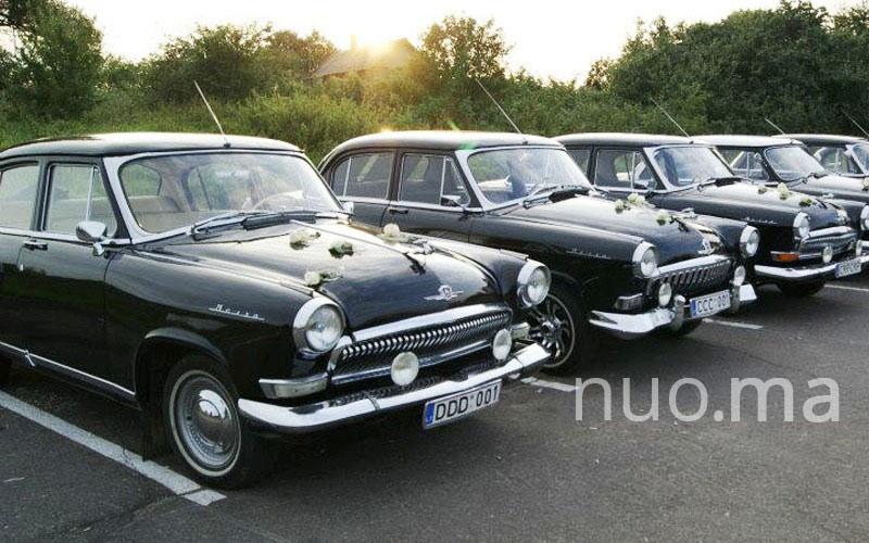 GAZ-21 Volga nuomai, Vilniaus limuzinai