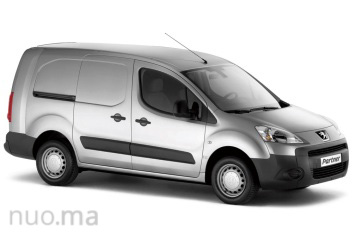 Peugeot Partner nuoma, AutoBanga