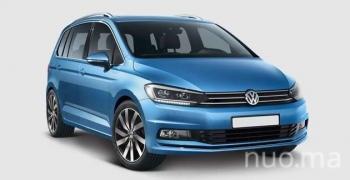 Volkswagen Touran nuomai, Autonuoma123