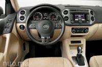 Volkswagen Tiguan nuoma, AutoBanga