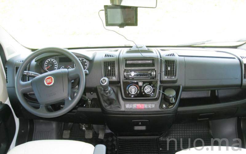 Fiat kemperio nuoma, Kemperija