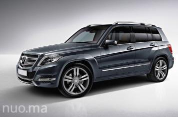 Mercedes GLK nuoma, AutoBanga