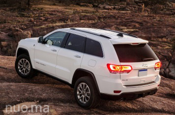 Jeep Grand Cherokee nuoma, AutoBanga