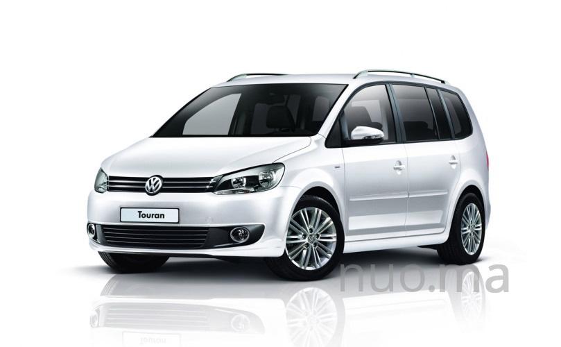 Volkswagen Touran vienatūris nuomai, TrueRent