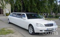 Balto Mercedes limuzino nuoma, Vilniaus limuzinai
