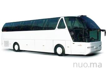 Neoplan autobuso nuoma, JND