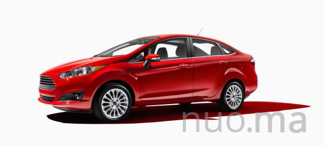Ford Fiesta sedanas nuomai, TrueRent