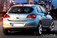 Opel Astra nuoma, AutoBanga