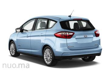 Ford C-Max nuoma, AutoBanga